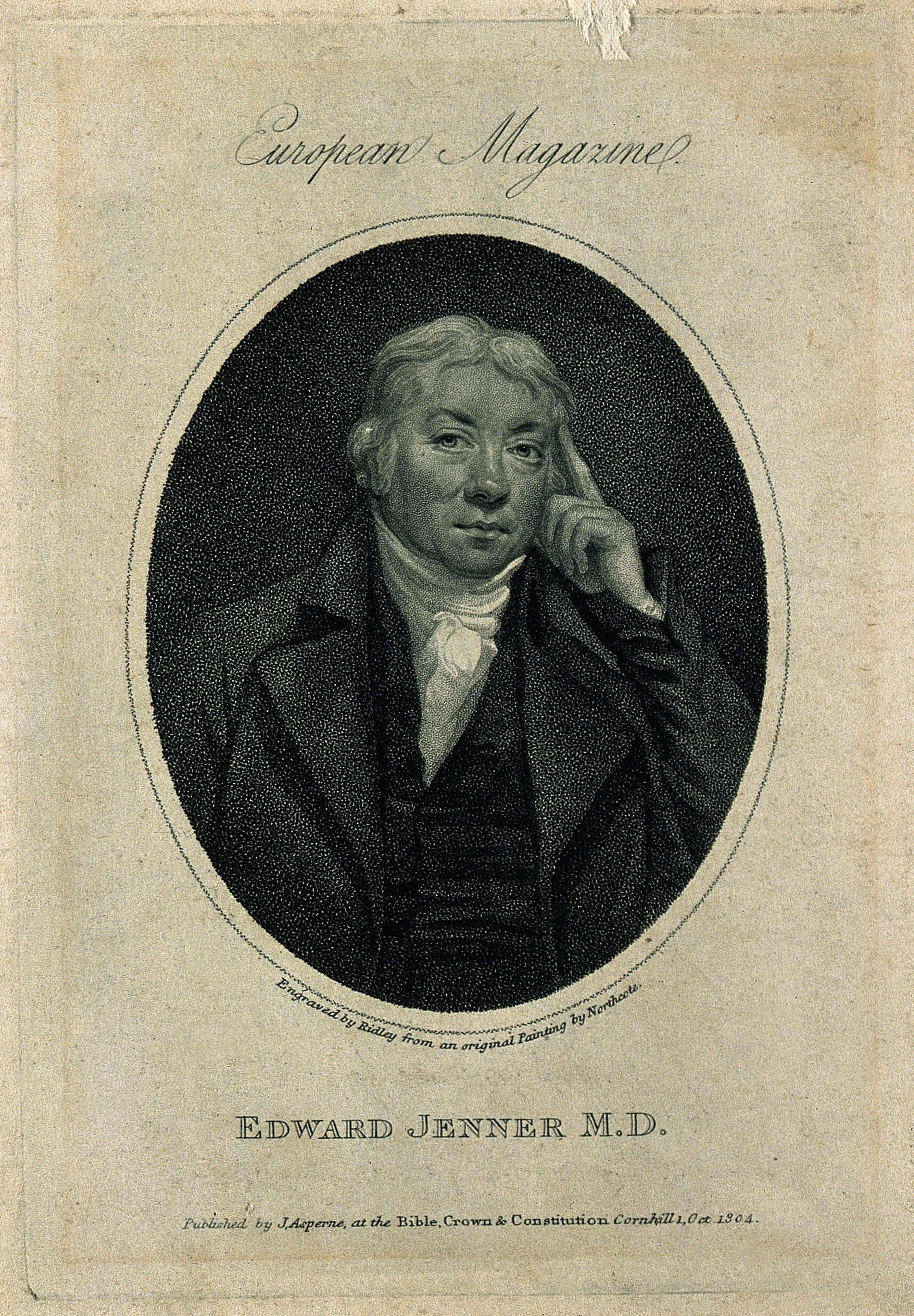 information on edward jenner Know next to nothing of the life and work of dr edward jenner a number of  persons  the facts or surmises before jenner at this date, then, were- (a)  cowpox.