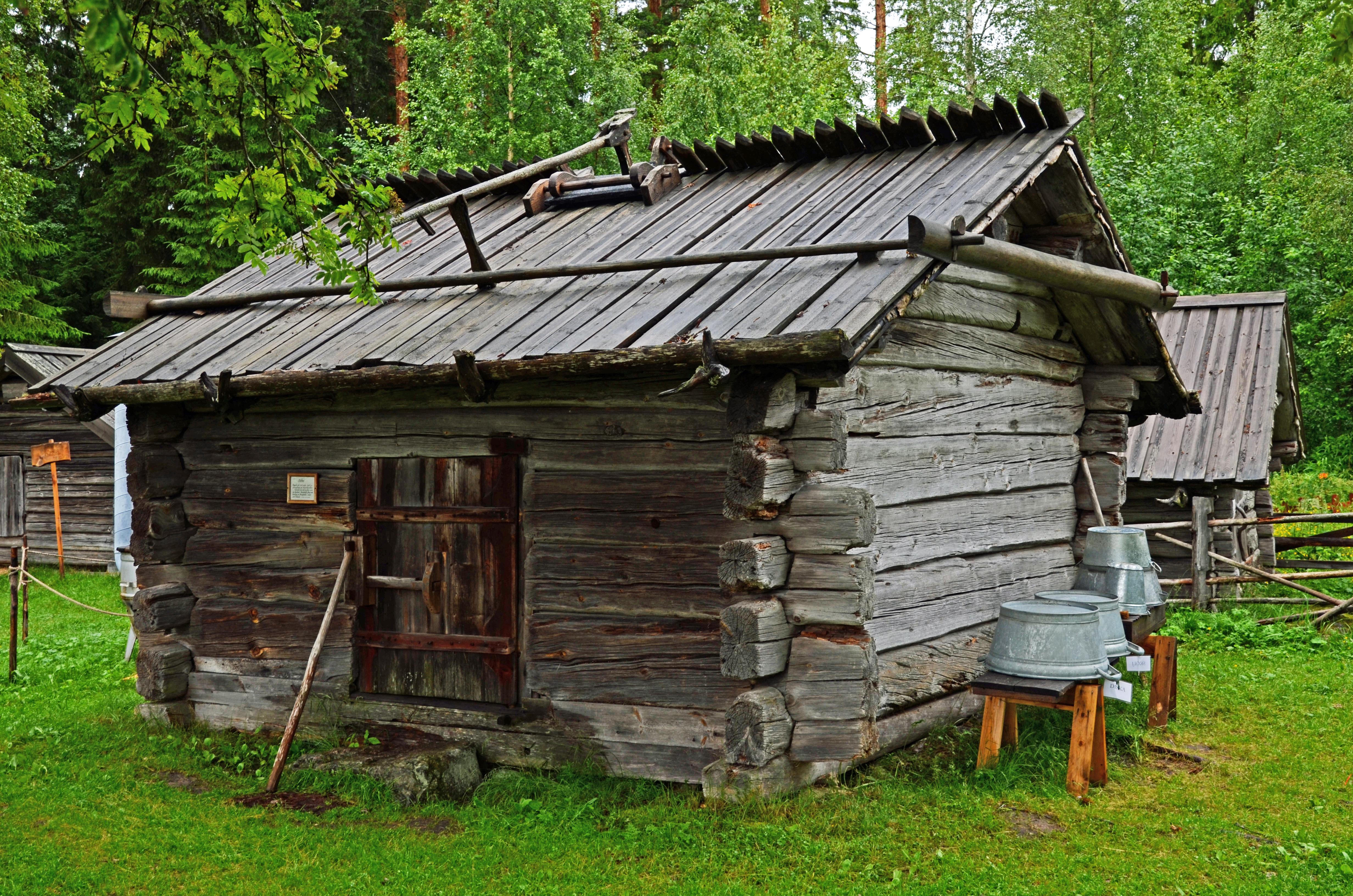 Rengsj, skolklass framfr Rengsj kyrka. Foto 1897.
