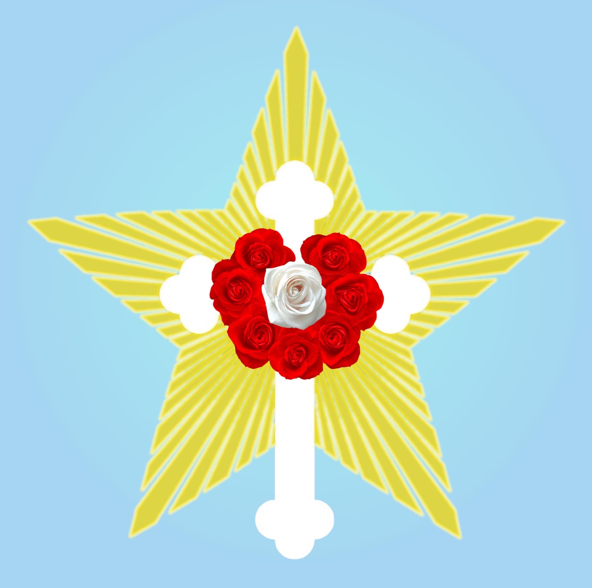 File Embleme Rose Croix Max Heindel Jpg Wikimedia Commons