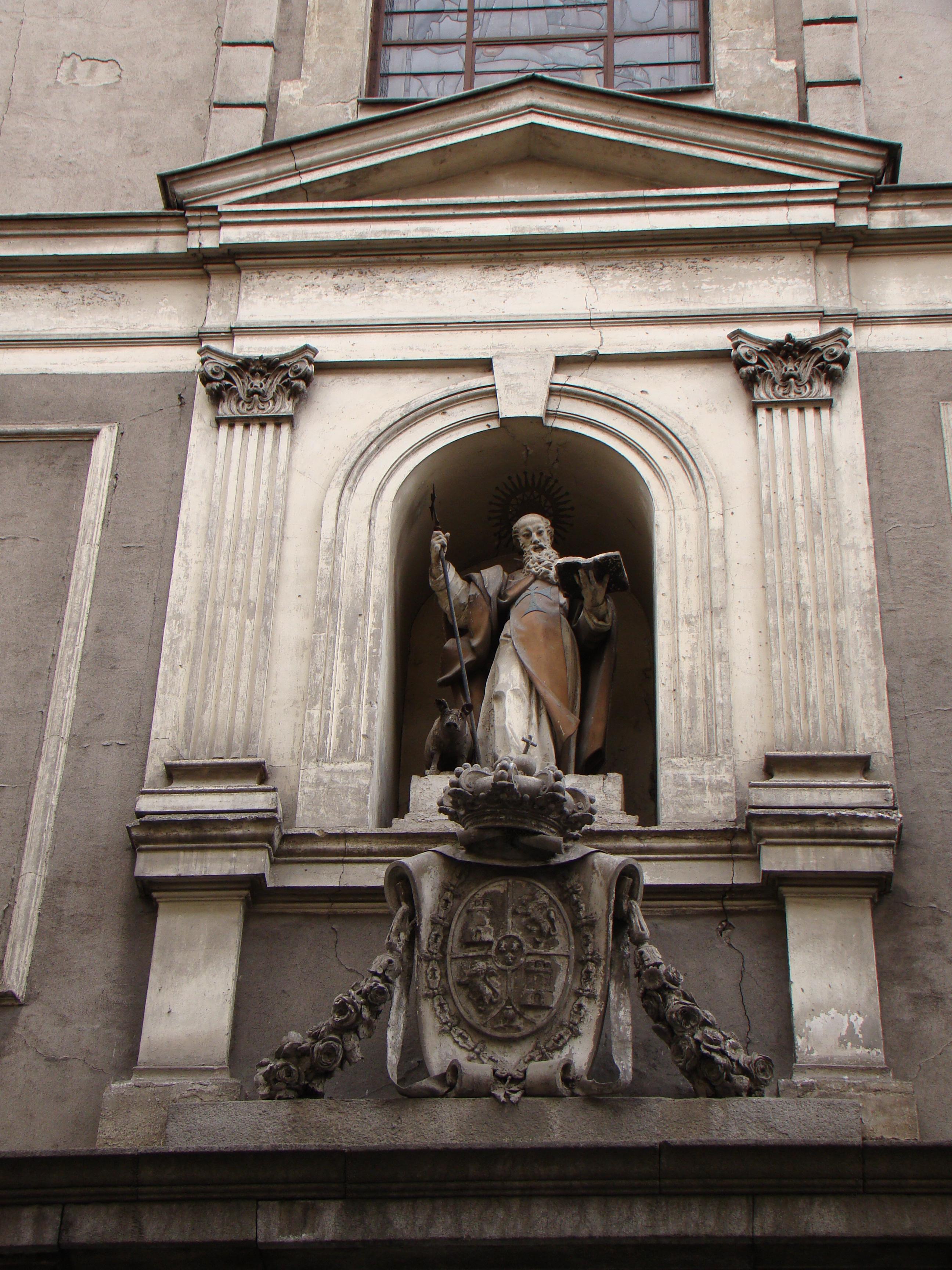 File Espana Madrid Antigua Iglesia Y Escuelas Pias De San Anton