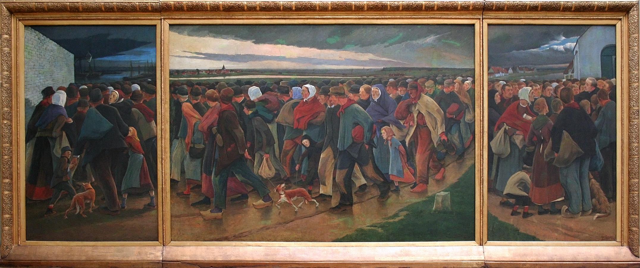 Bestand:Eugène Laermans - Landverhuizers.JPG - Wikipedia