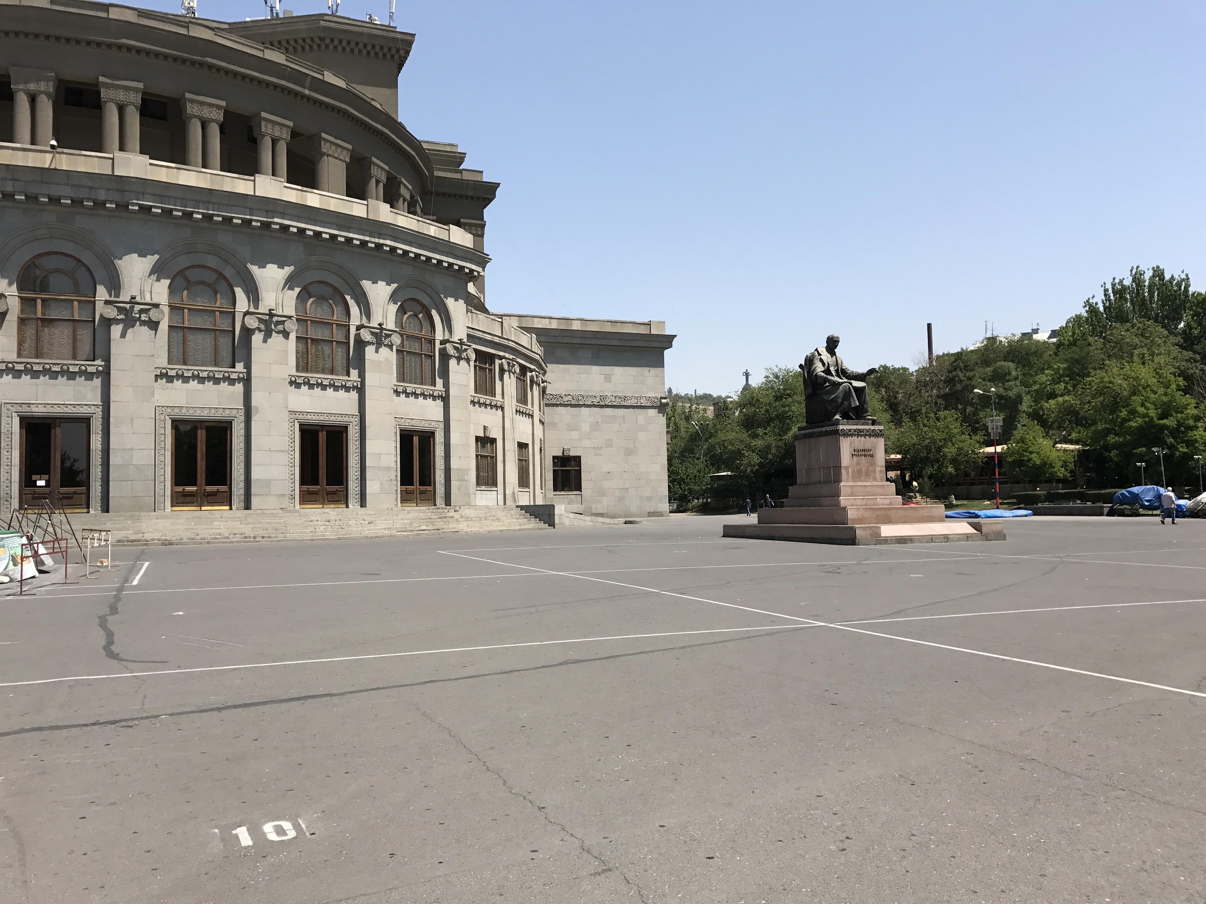 File:Exterior Of Opera House Of Yerevan   2017   2.JPG