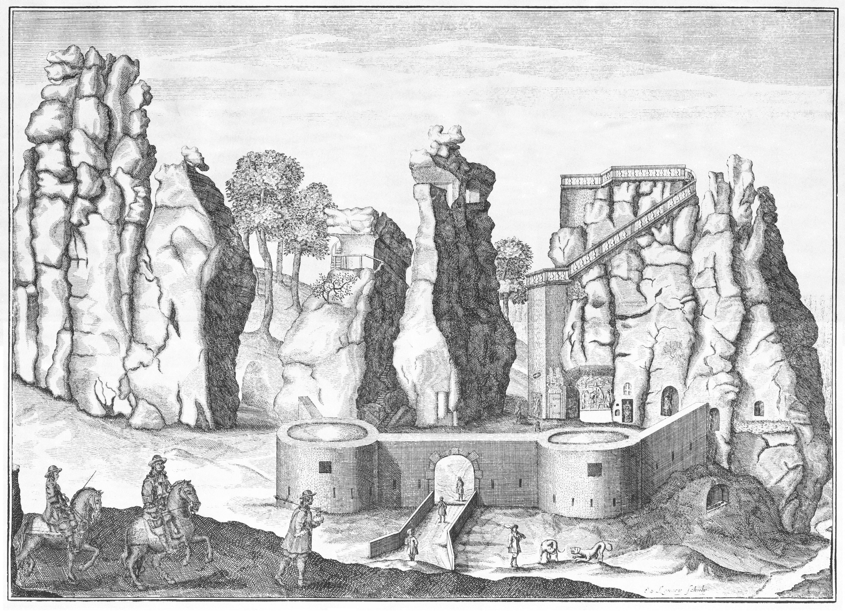 File:Externsteine Elias van Lennep 1663.png