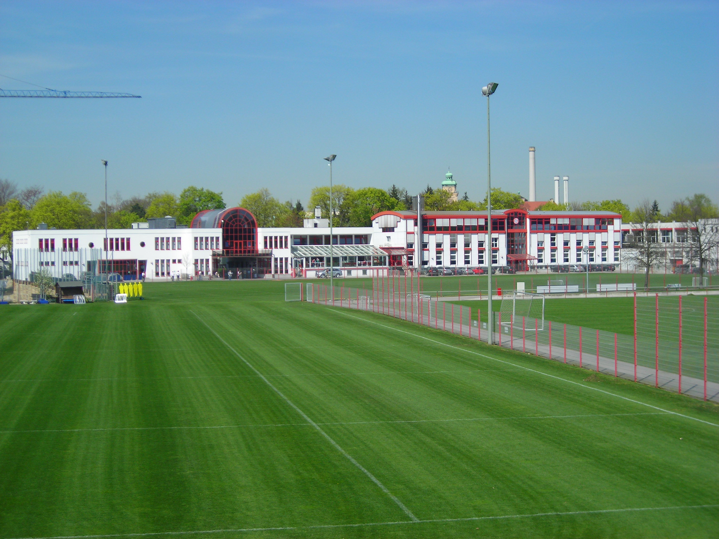 trainingsgelände fcb