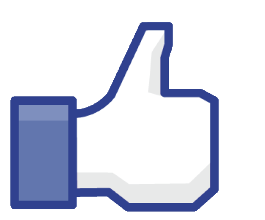File:Facebook logo thumbs up like transparent.png ...