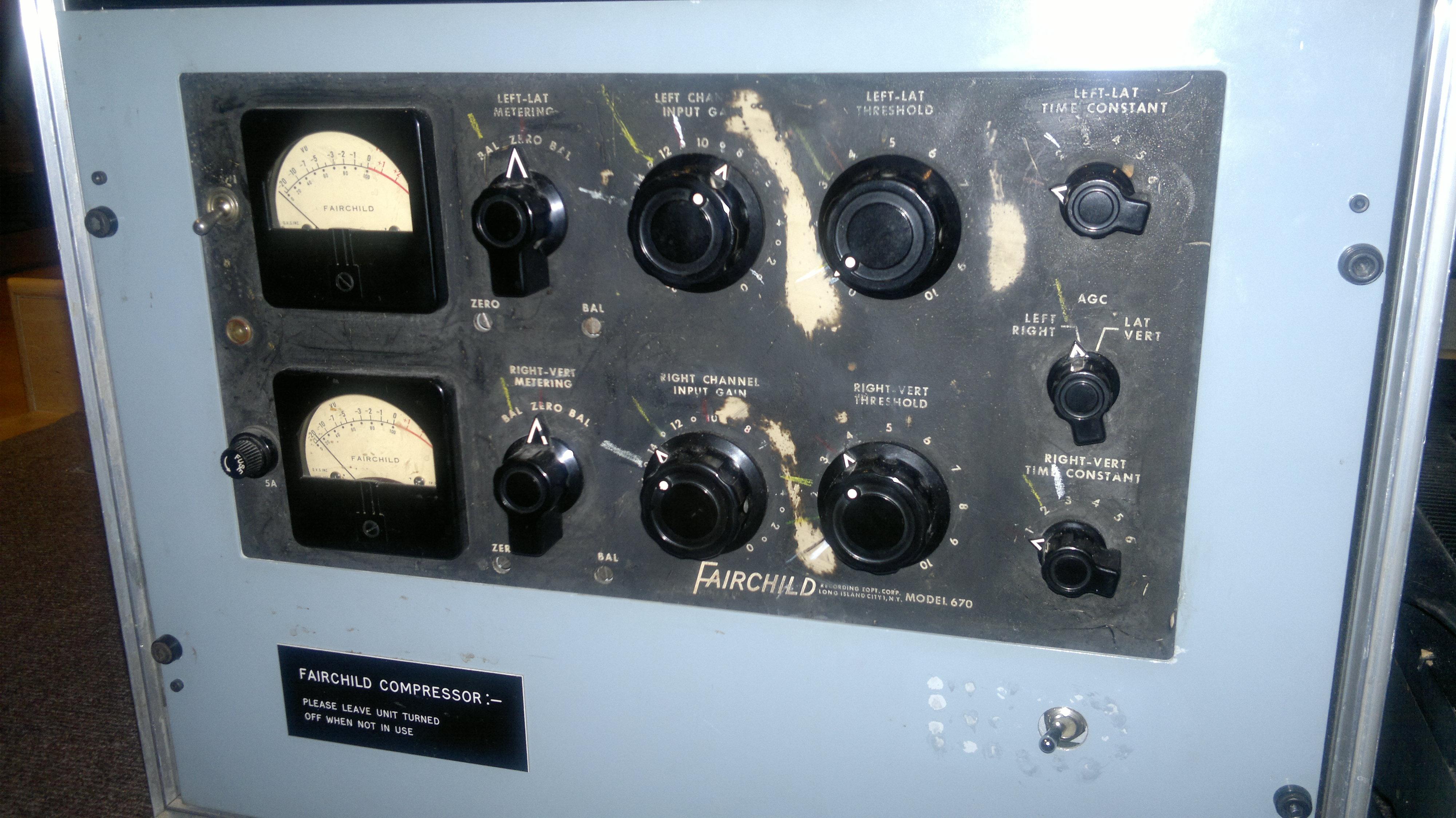 fairchild recording equipment corporation wikipedia