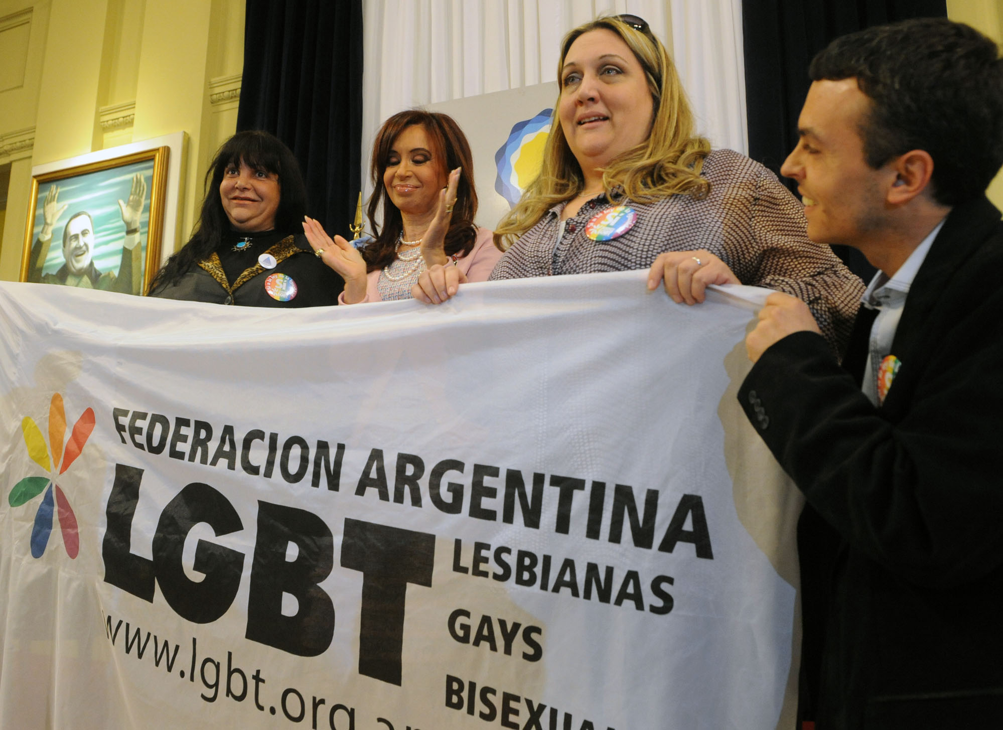 Argentina Gay Rights 78