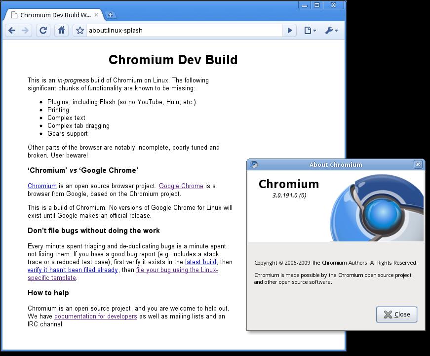 how to find chromium windows 10