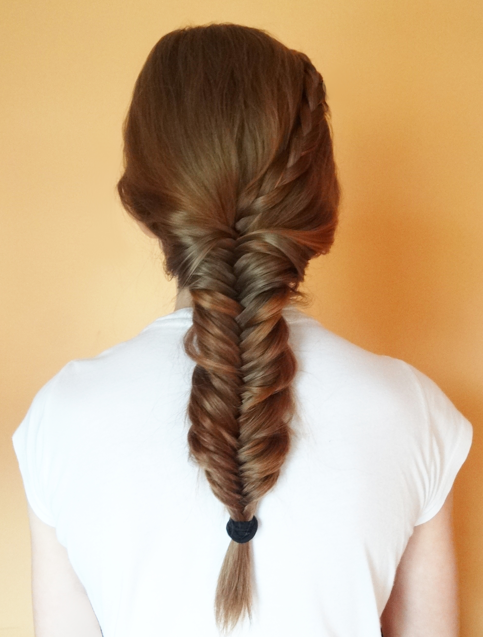 File Fishtail Braid Jpg Wikimedia Commons