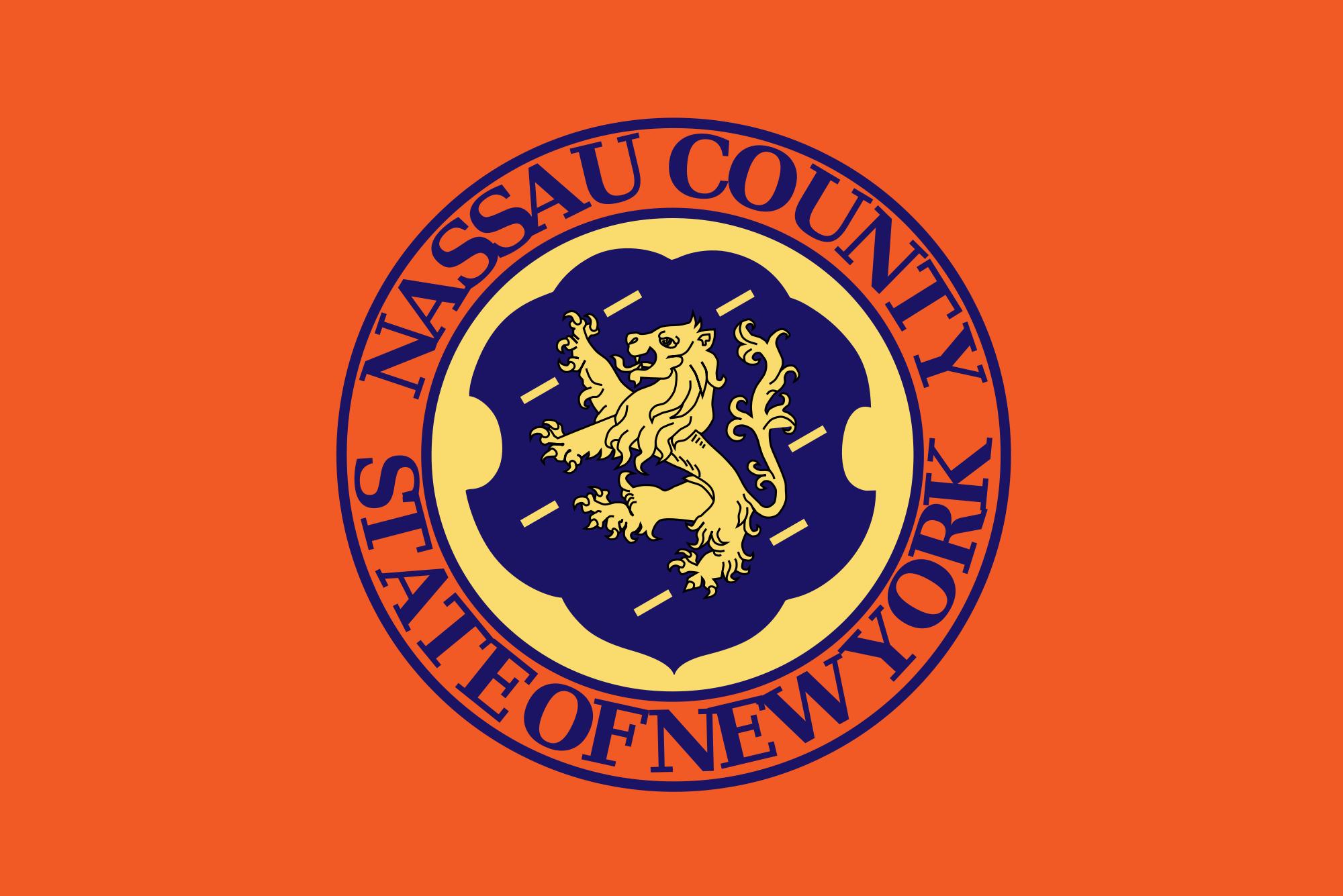 Fileflag Of Nassau County Nypng Wikimedia Commons