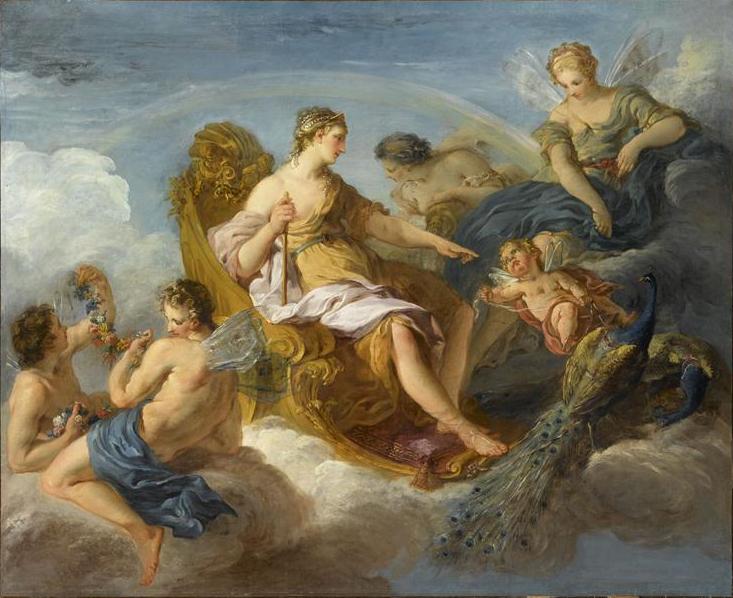 François Lemoyne - Junon, Iris et Flore.jpg