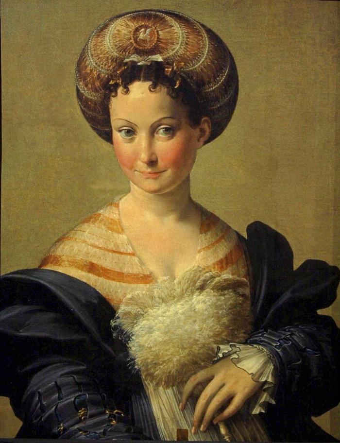 File:Francesco Mazzola Detto Parmigianino La Schiava Turca