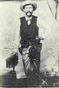 Fred Tecumseh Waite, a cowboy and Chickasaw Nation statesman FredWaite.jpg