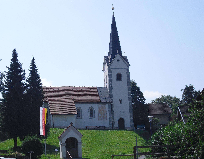 Filialkirche Gösselsdorf