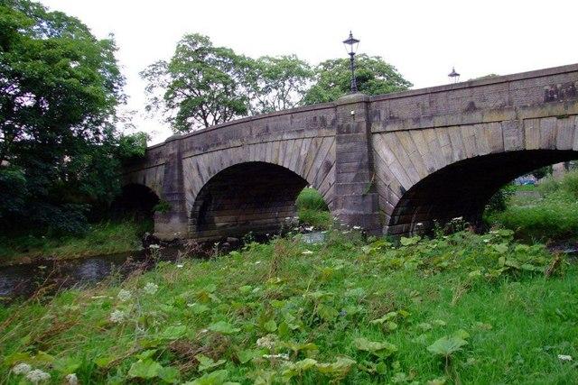 Gargrave Bridge - geograph.org.uk - 512824