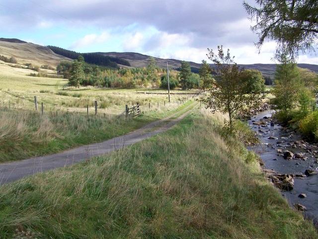 Garrow, Glen Quaich - geograph.org.uk - 1551952