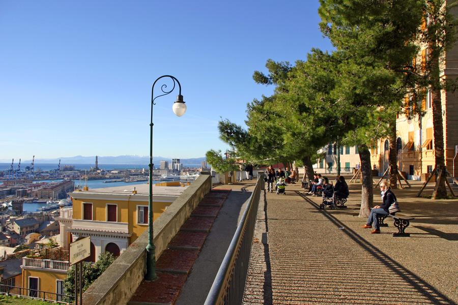 Genova Via Villa Rocca Vendita Cerco Immobiliare It
