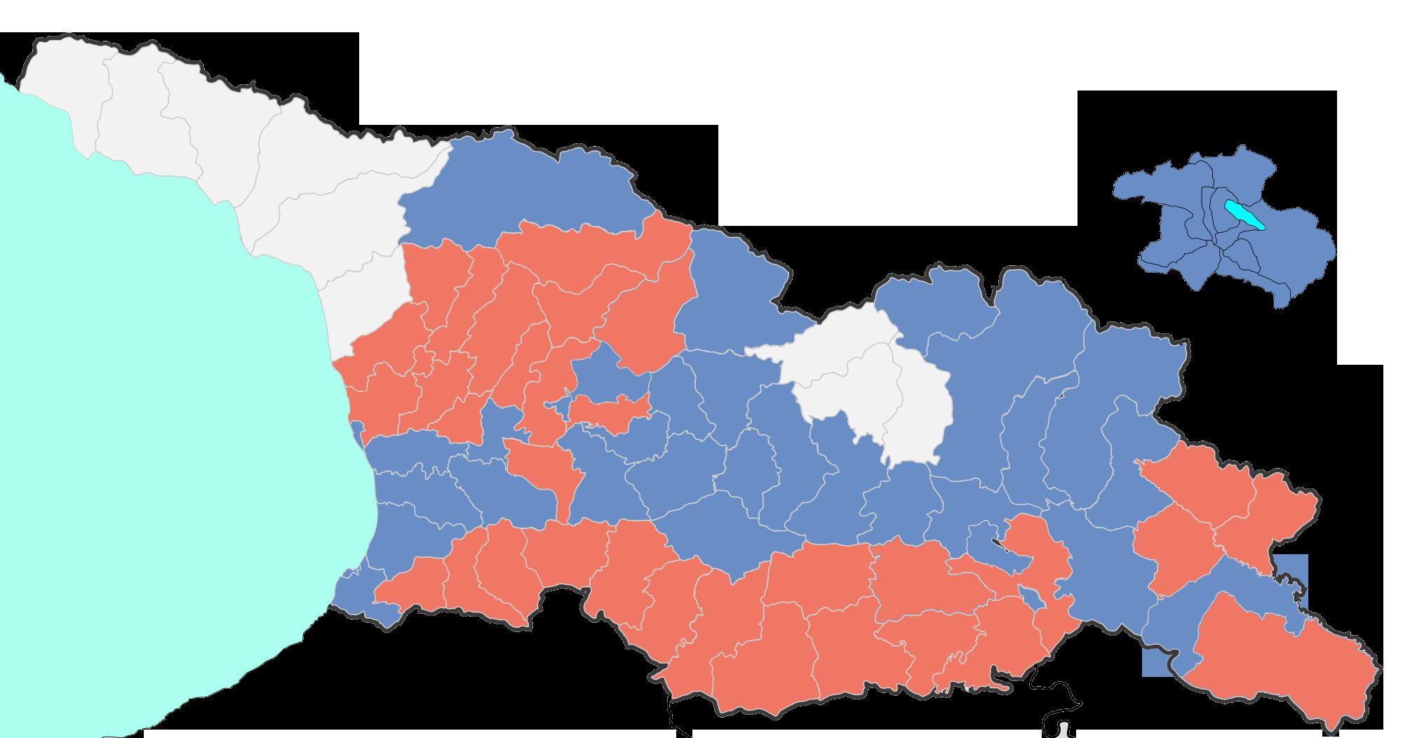 FileGeorgian Parliamentary Election 2012 Uninominale