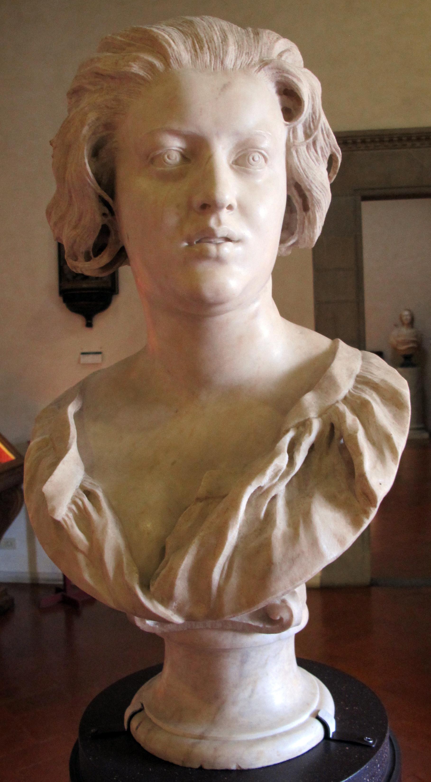 Lo Stile Di Bernini.Busto Di Costanza Bonarelli Wikipedia