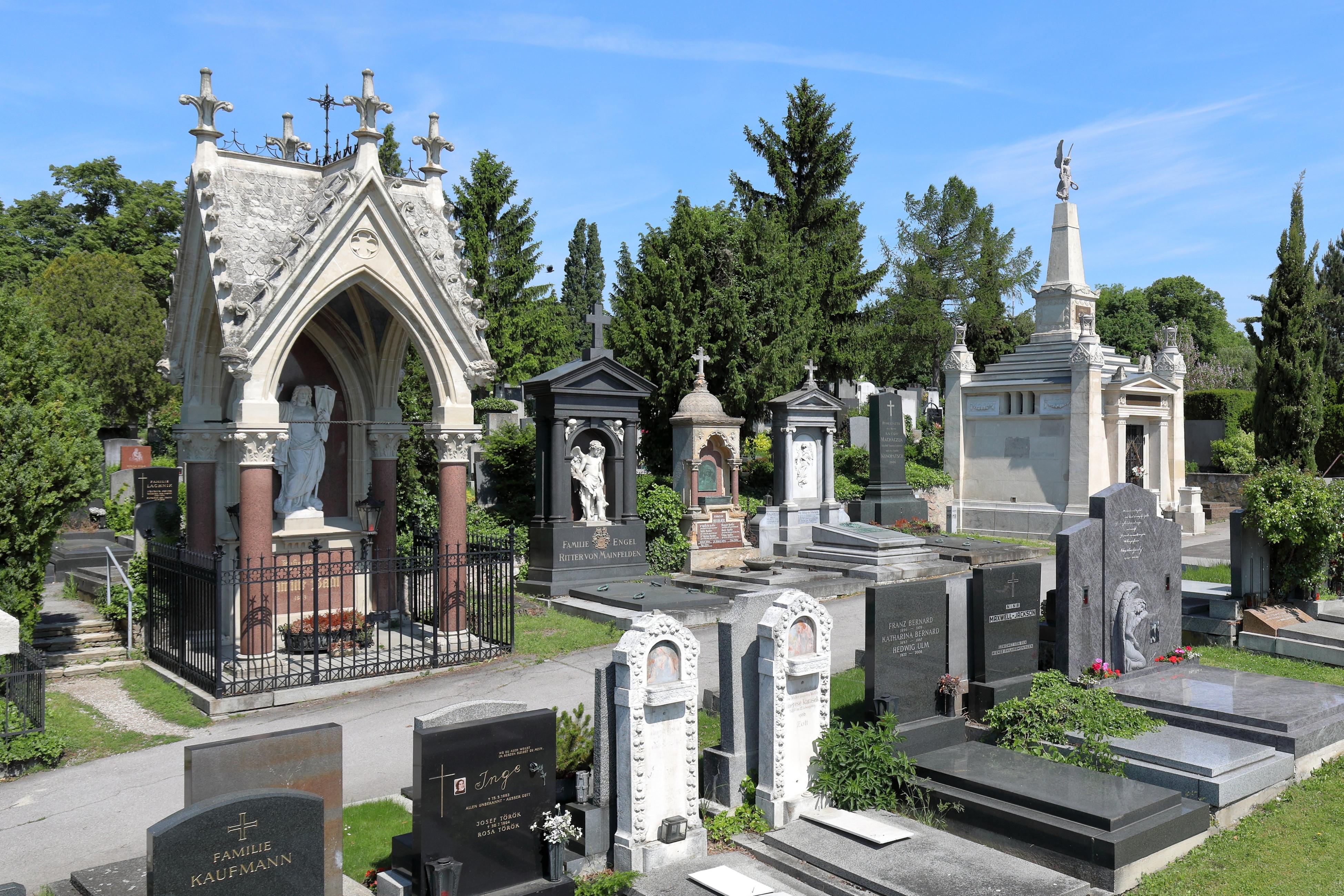 Grinzinger Friedhof Wikipedia