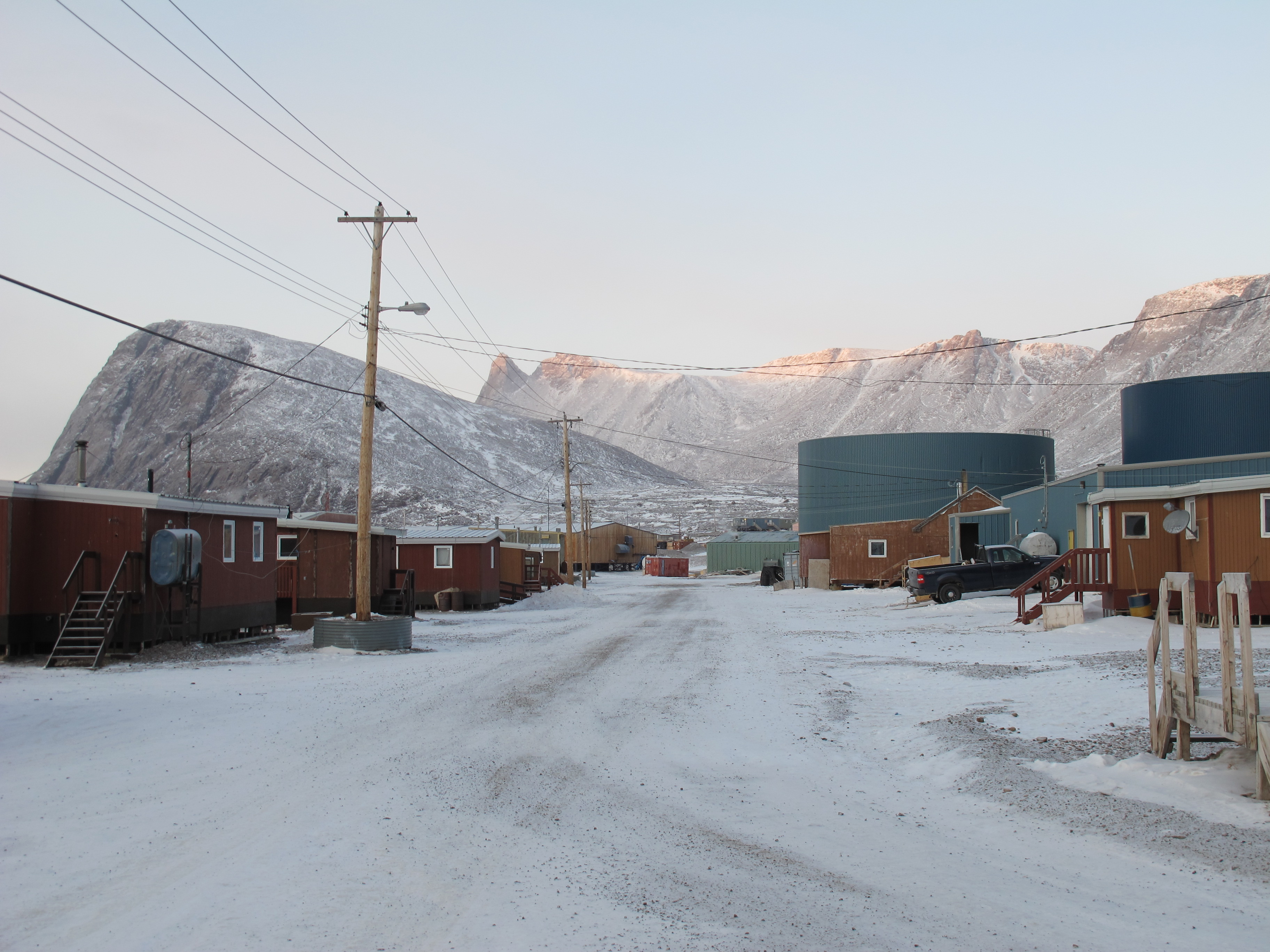 nunavut cities towns and villages act