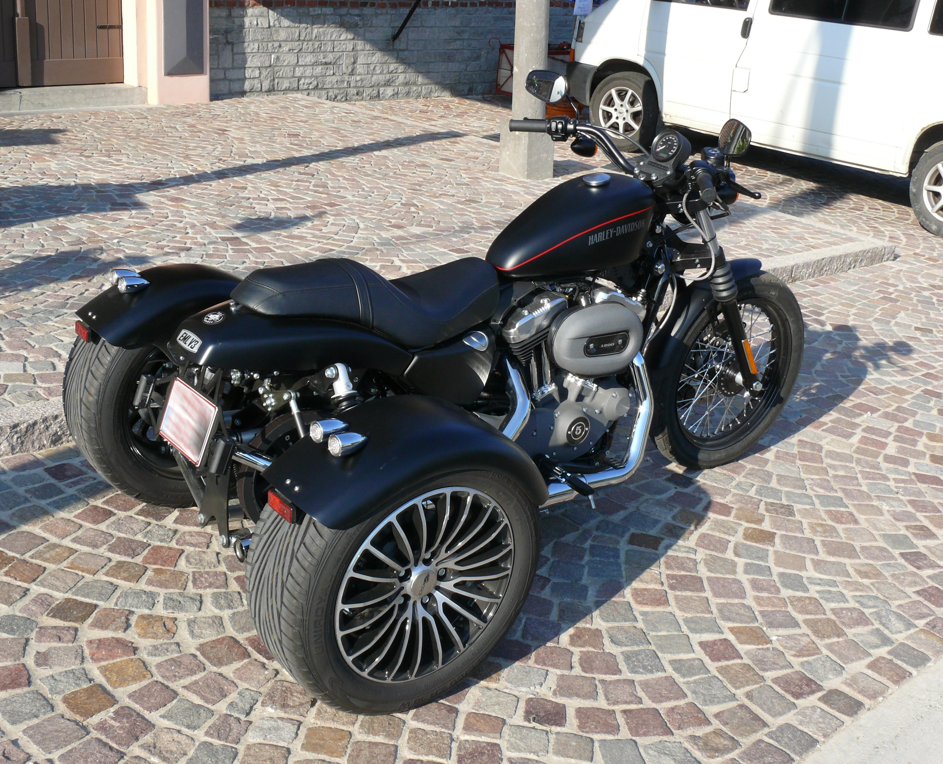 Harley Davidson Sportser  Cc