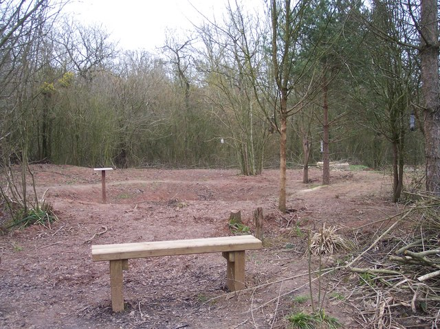 Highnam Woods RSPB Nature Reserve - geograph.org.uk - 139666