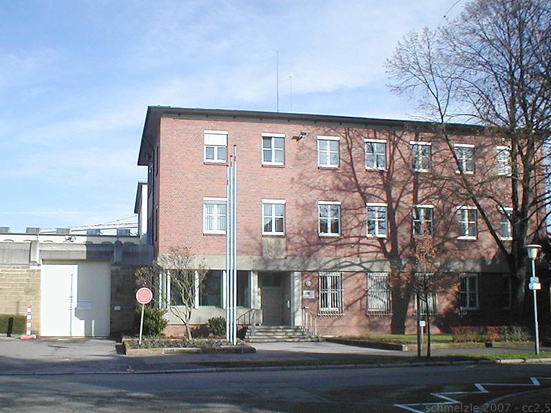 Justizvollzugsanstalt Heilbronn Wikipedia