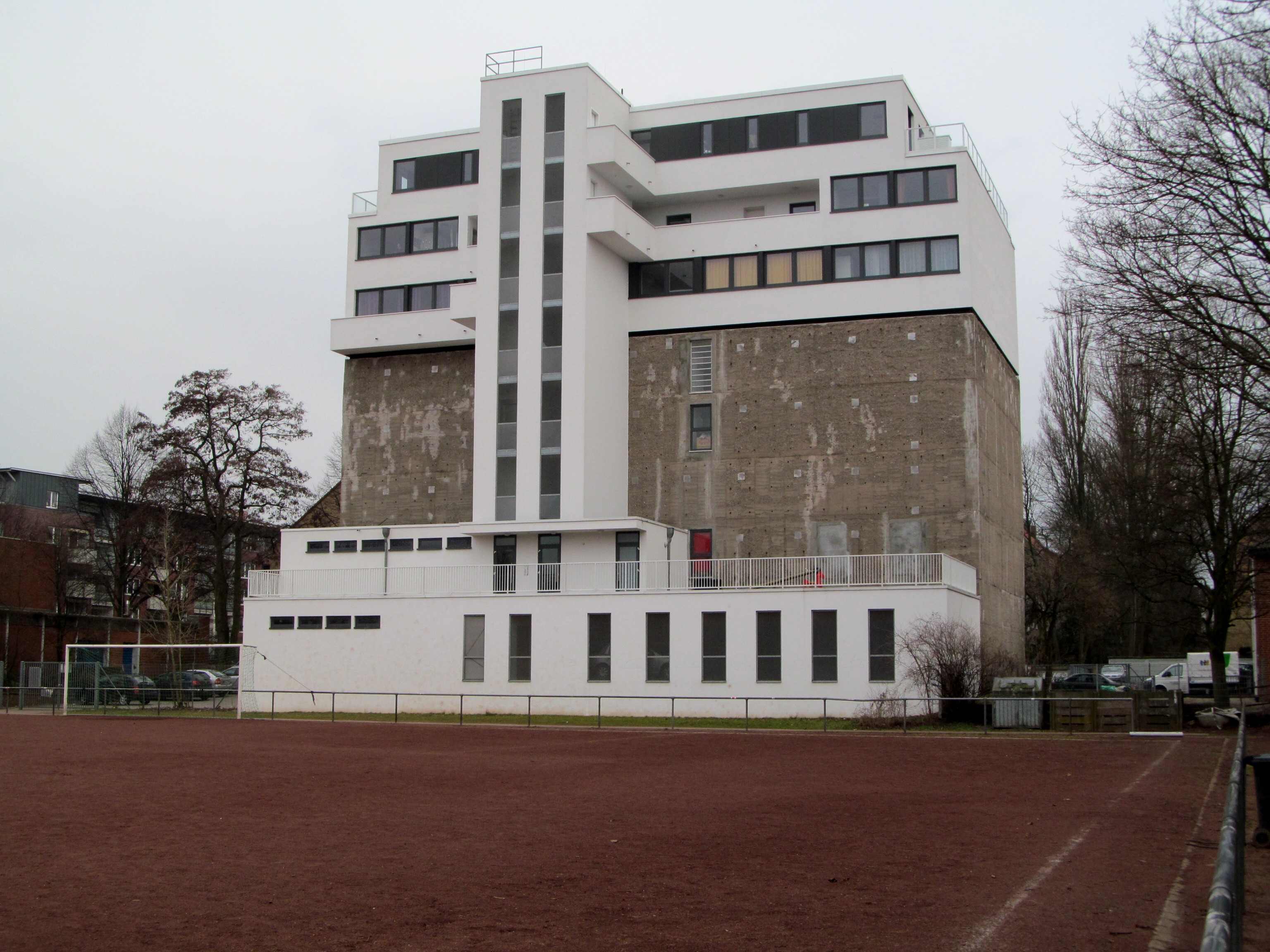 Hochbunker Hamburg