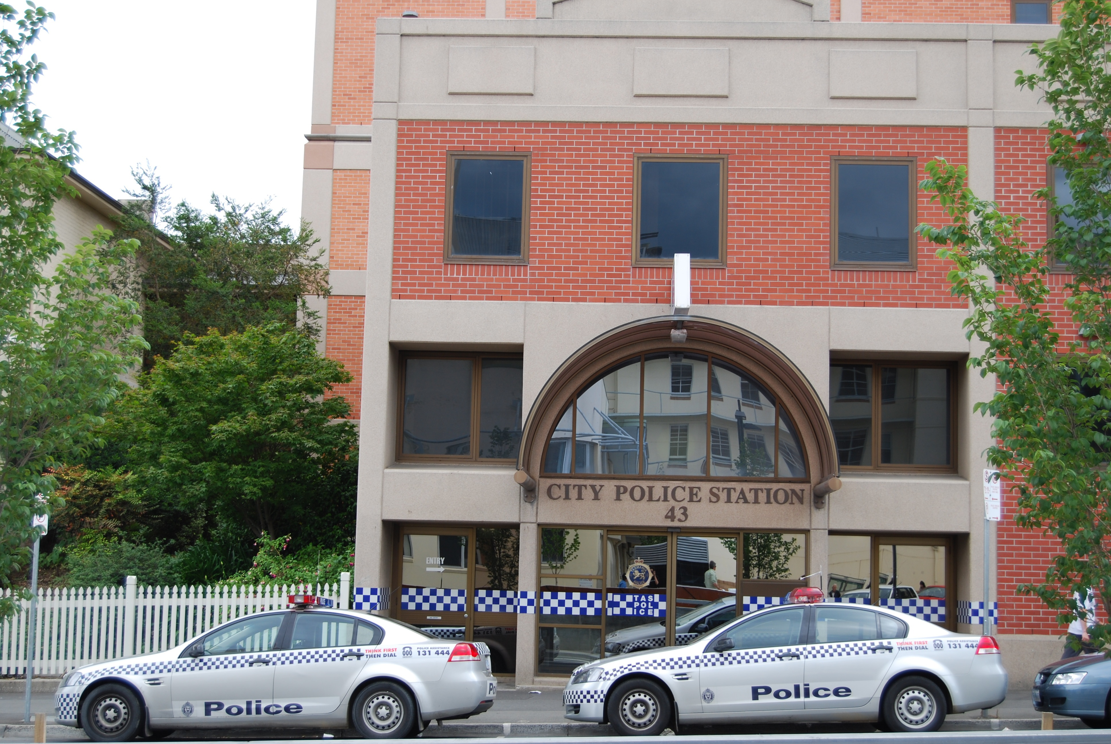 В одесском парке установили первую полицейскую станцию - Цензор.НЕТ 189