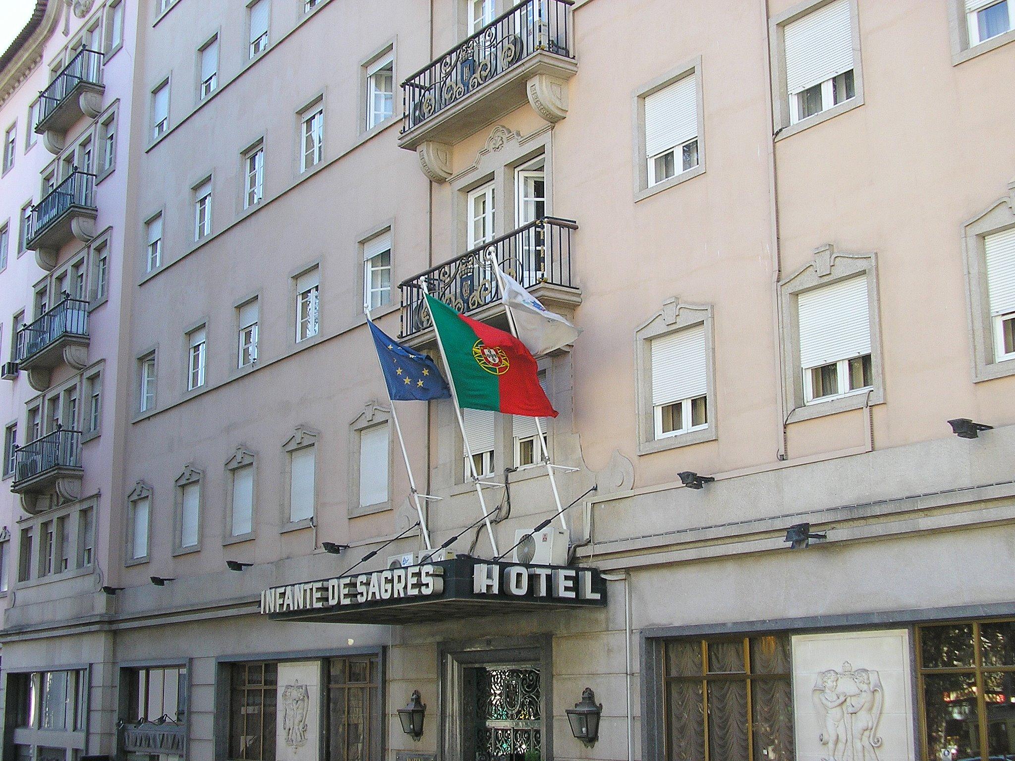 De Sagres Hotel Porto
