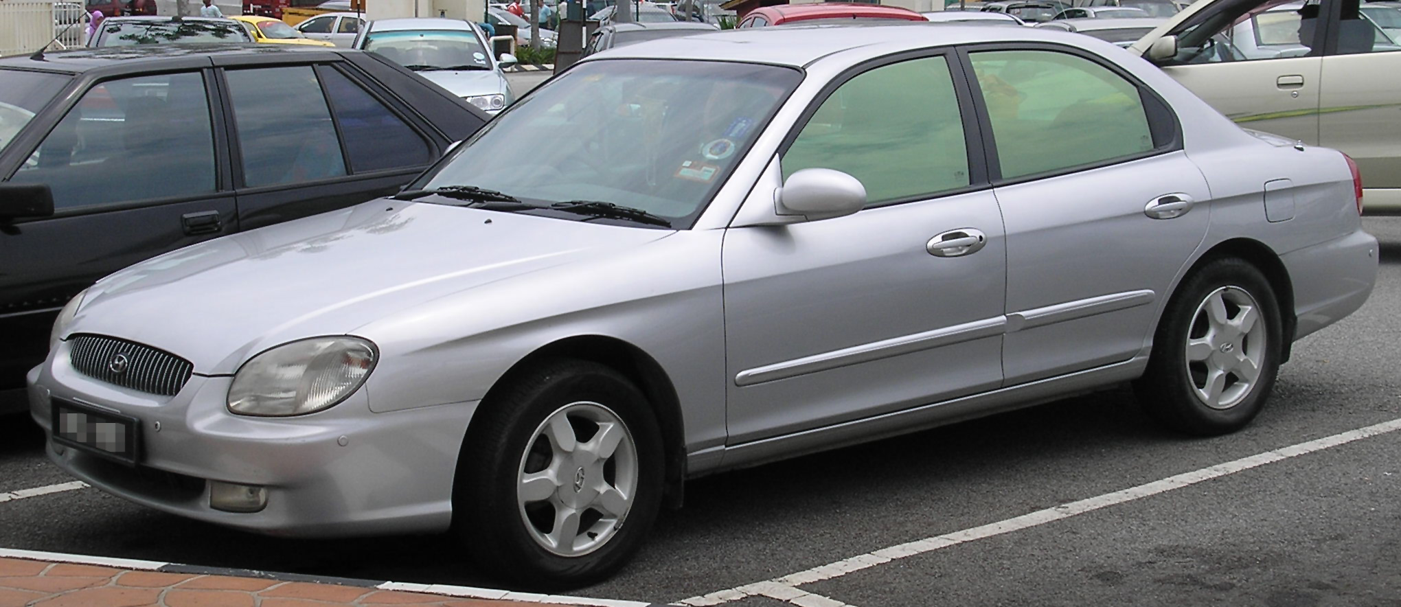 File Hyundai Sonata Third Generation First Facelift