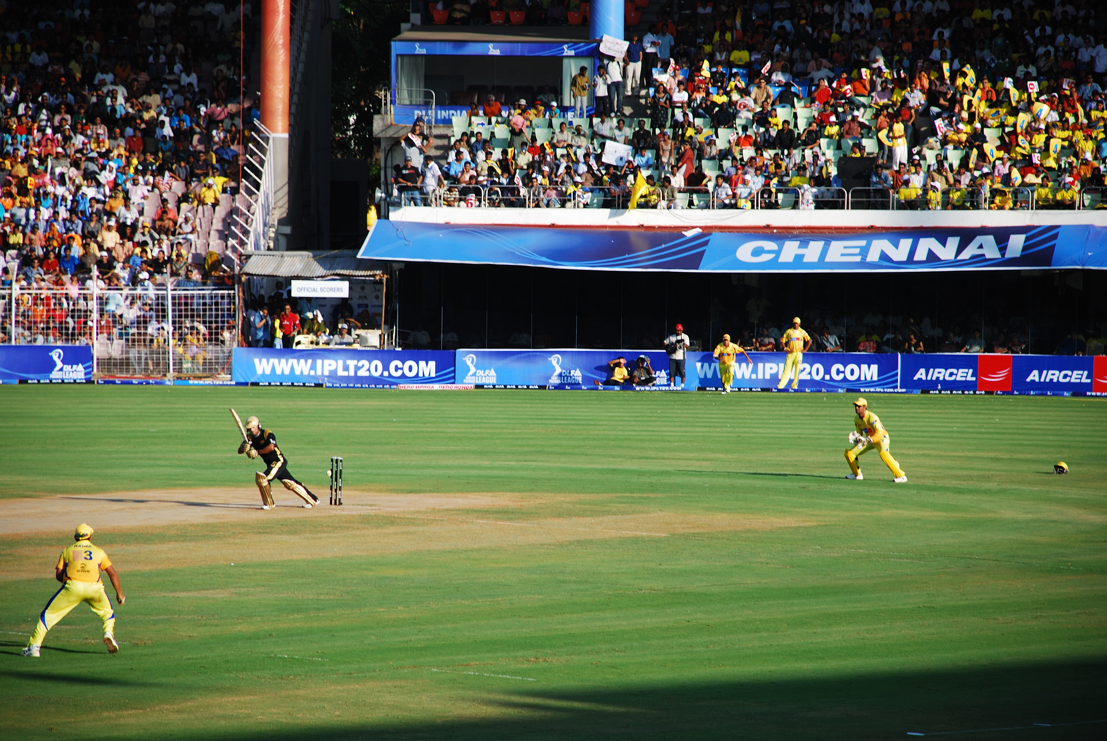 IPL T20 Chennai Super Kings CSK Vs Kolkata Knight Riders KKR