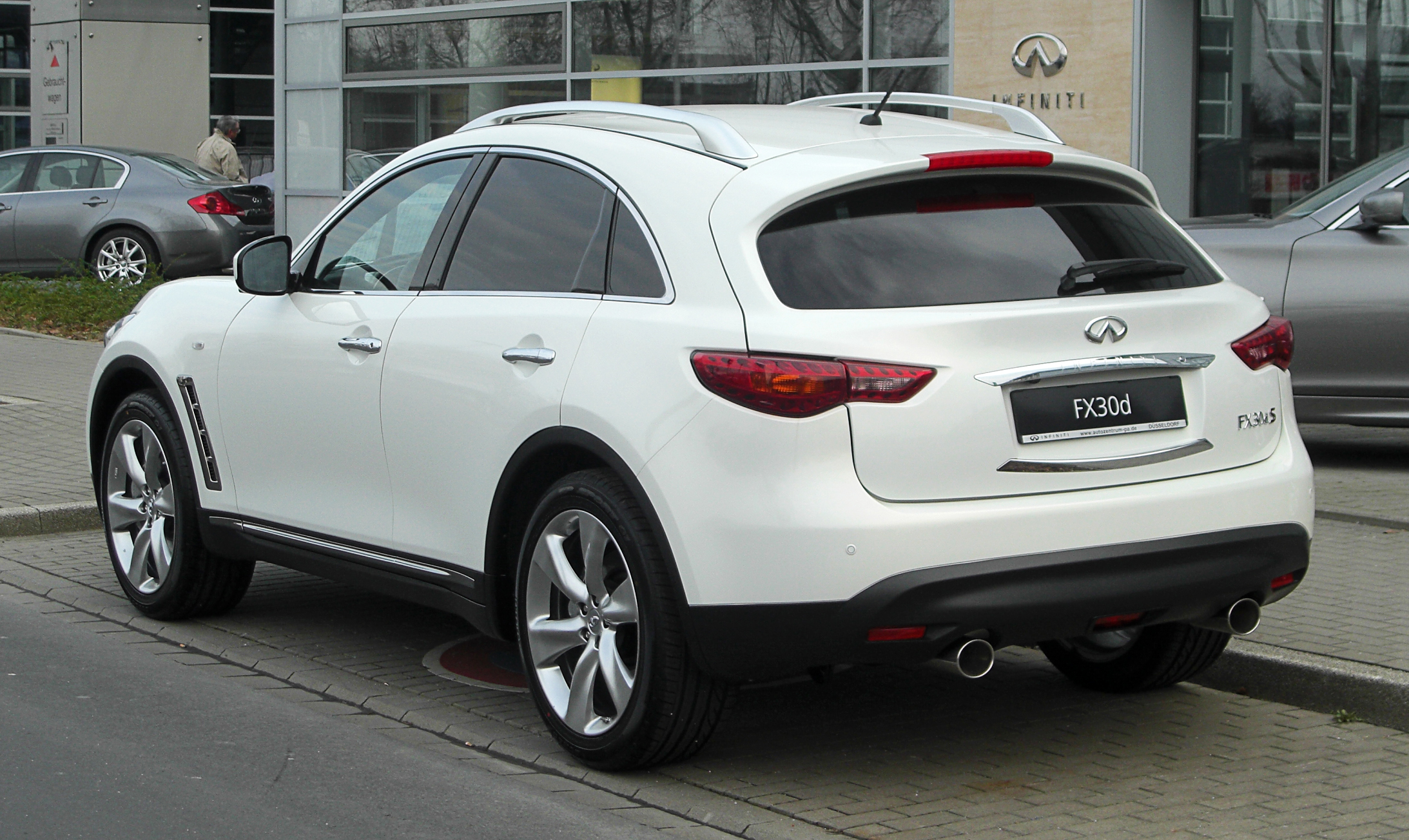 Infiniti Fx Used Car Review