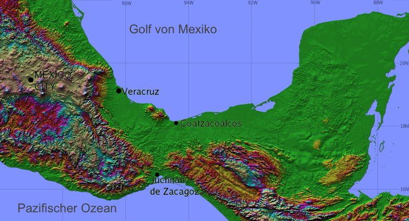 Isthmus of Tehuantepec-de