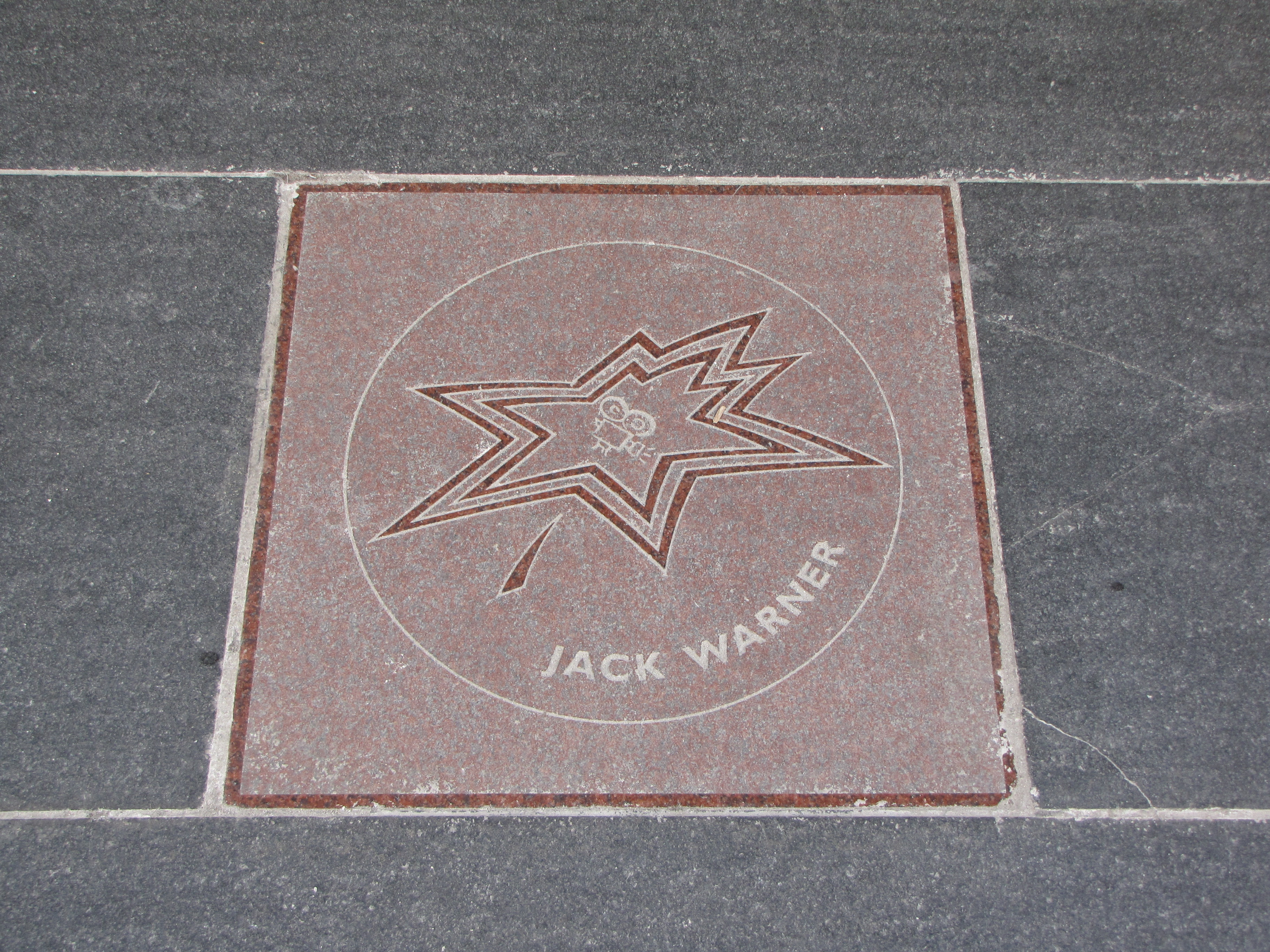 Jack_warner_star_on_walk_of_fame