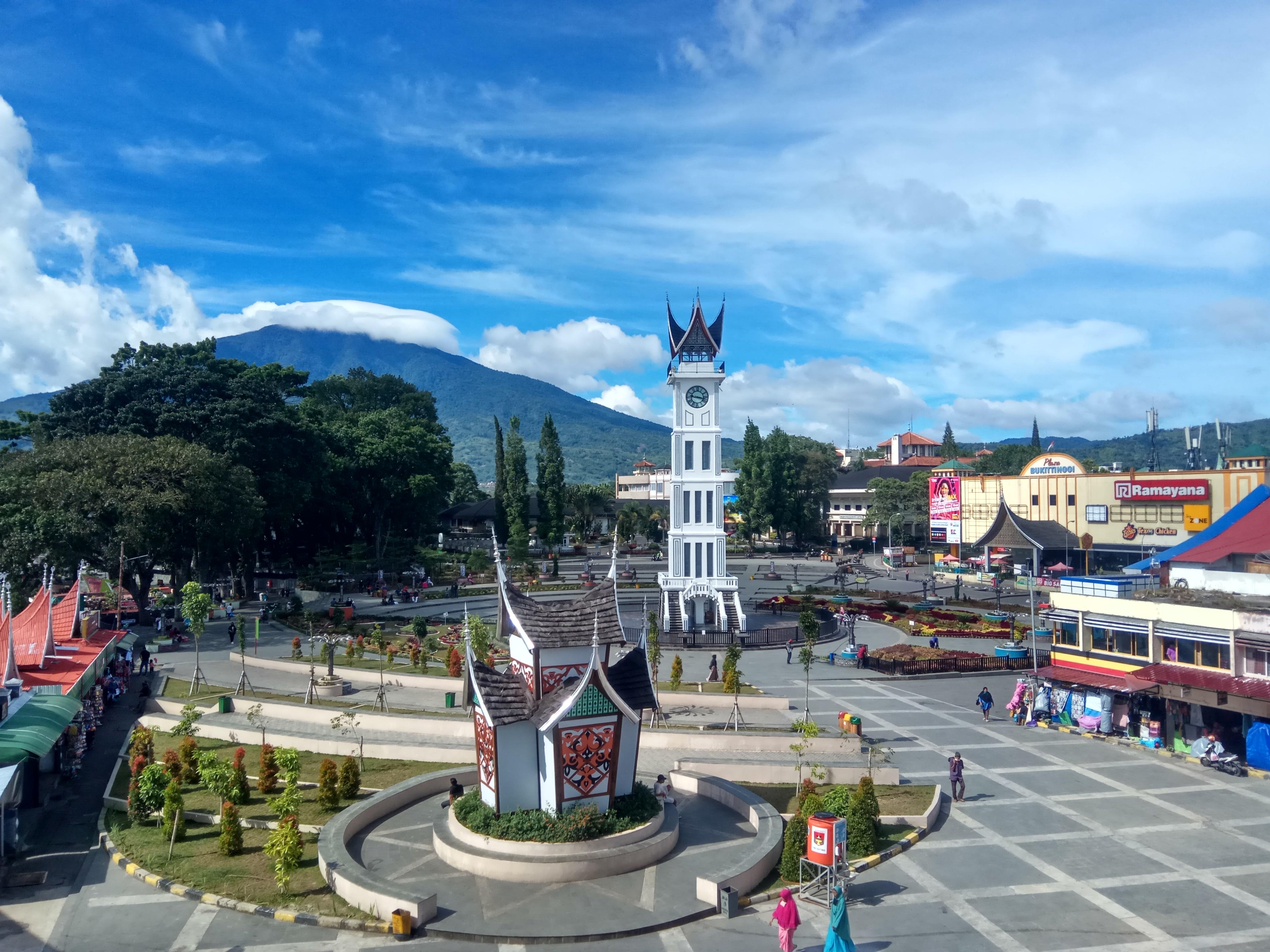 Kota Bukittinggi Wikipedia Bahasa Indonesia Ensiklopedia Bebas