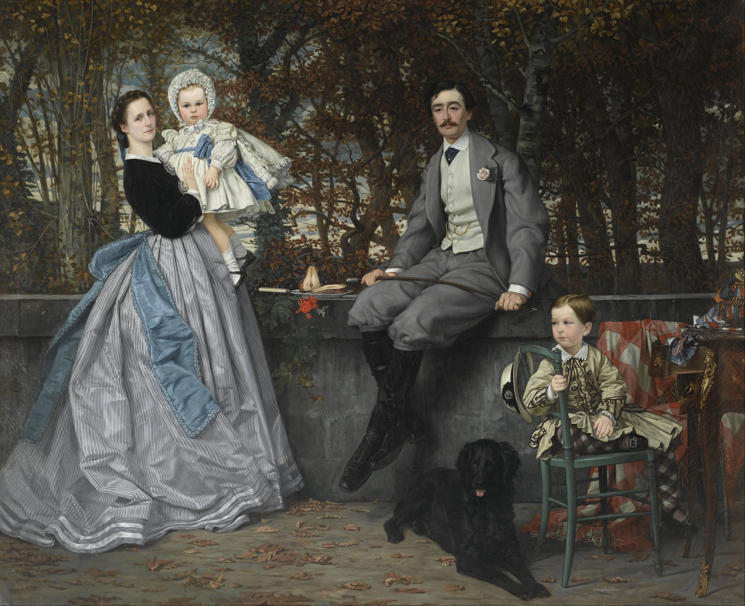 Art Now and Then: James Tissot