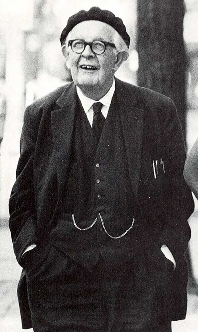 Photo of Jean Piaget