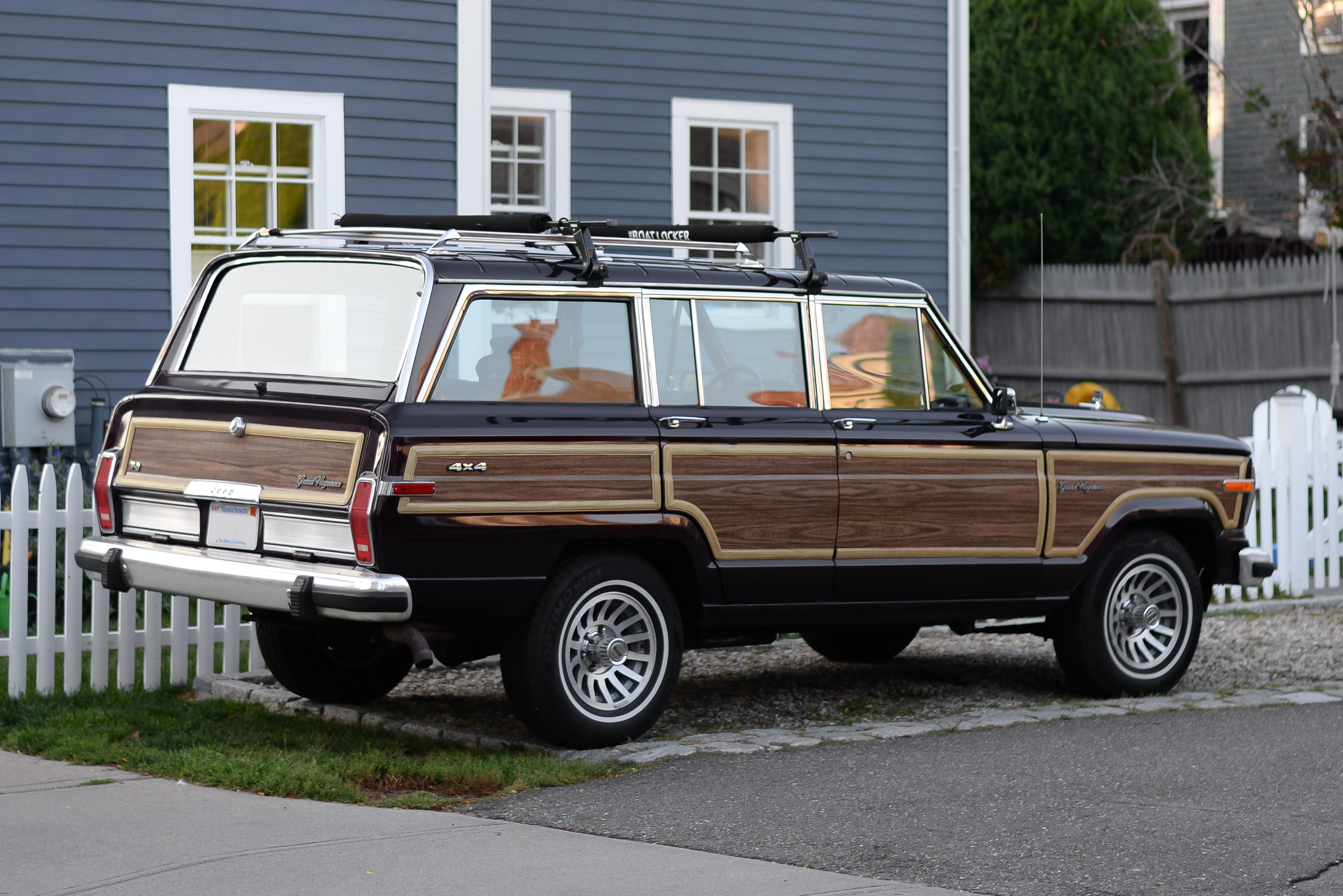 2017 Grand Wagoneer Woody >> 2014 Jeep Grand Wagoneer | Autos Post