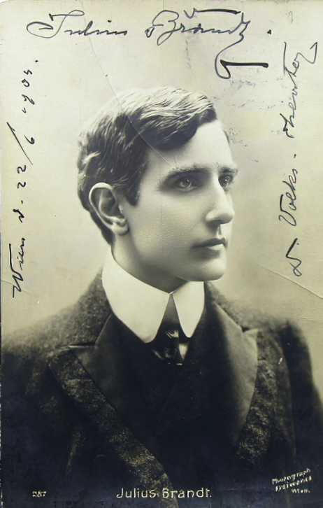 Julius Brandt in 1905 Julius Brandt.jpg