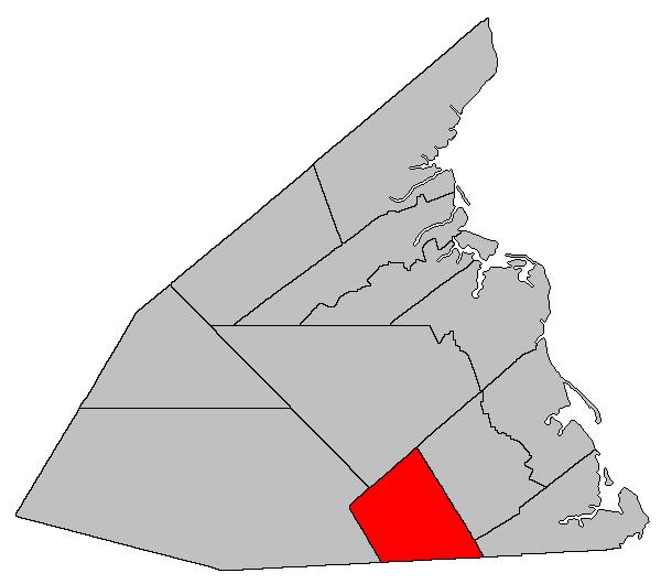 Saint-Paul Parish, New Brunswick