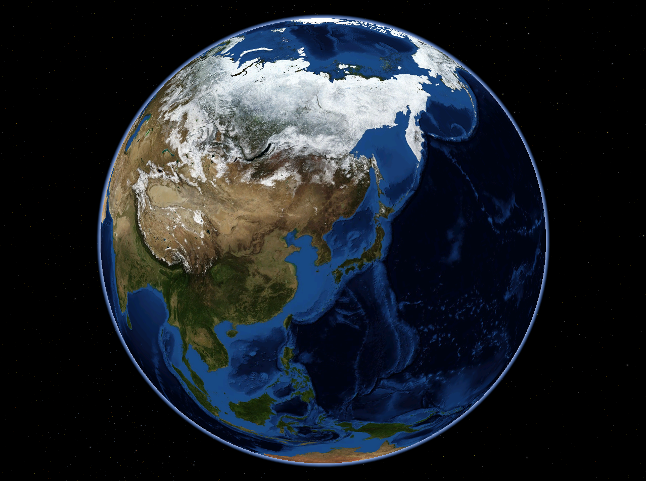 nasa blue marble - photo #13