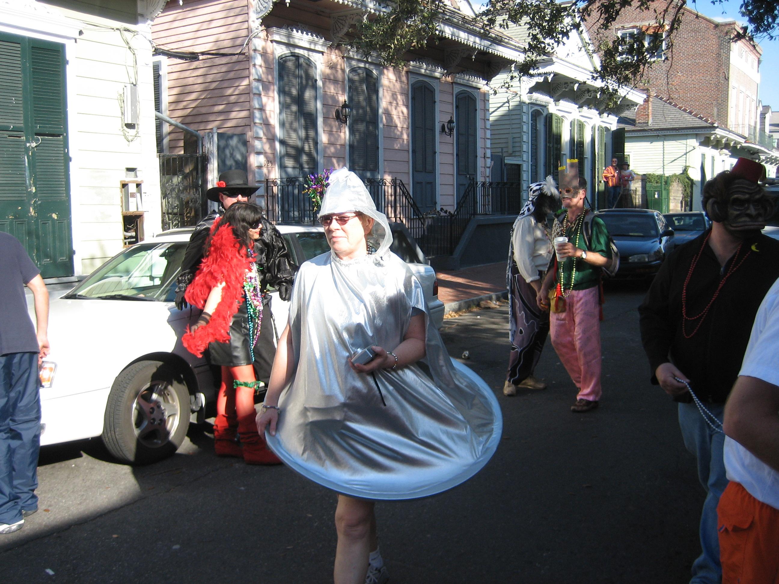 condom man