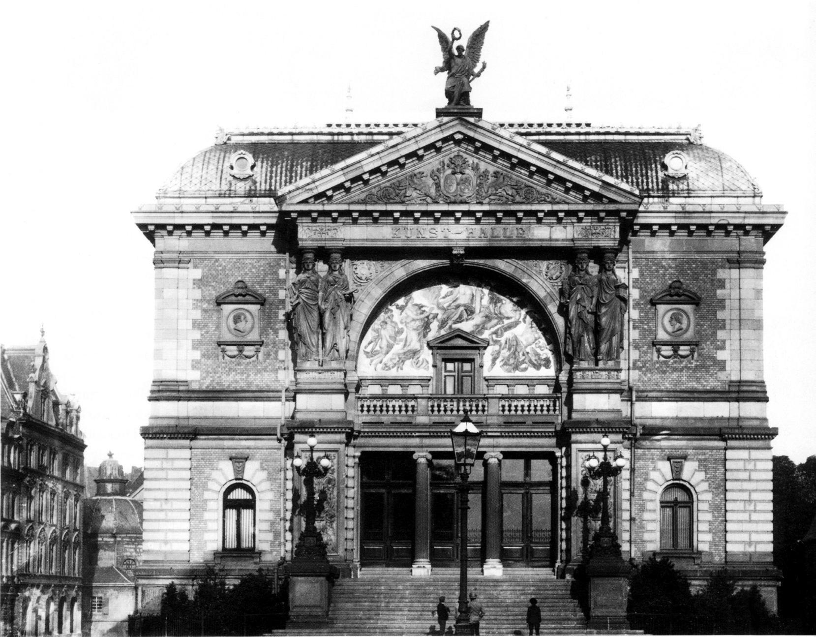 File Kunsthalle Dusseldorf Jpg Wikimedia Commons