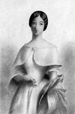La Dame aux camélias from the novel by Alexand...