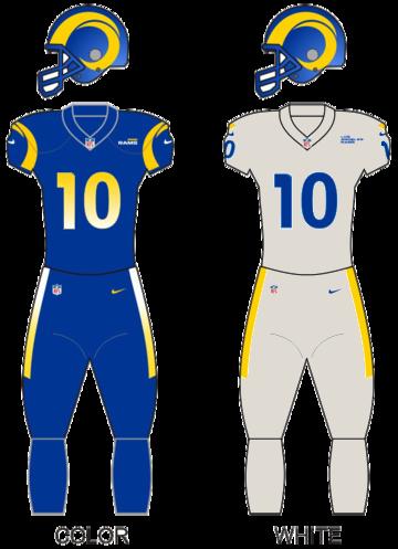 2020 Los Angeles Rams Season Wikipedia
