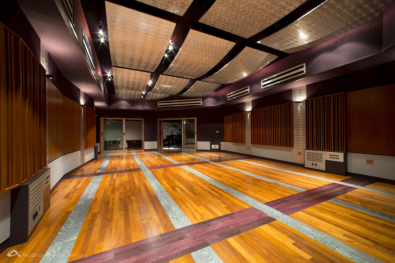 File Large Recording Space At Audio Mix House Studio A
