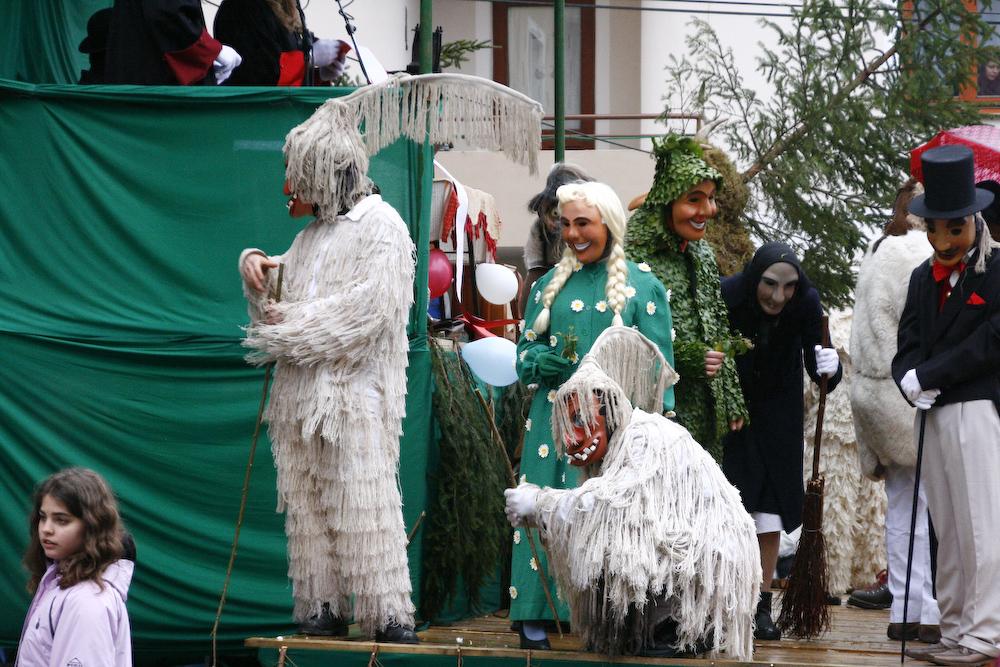 Laufarija Carnival in Cerkno, Slovenia