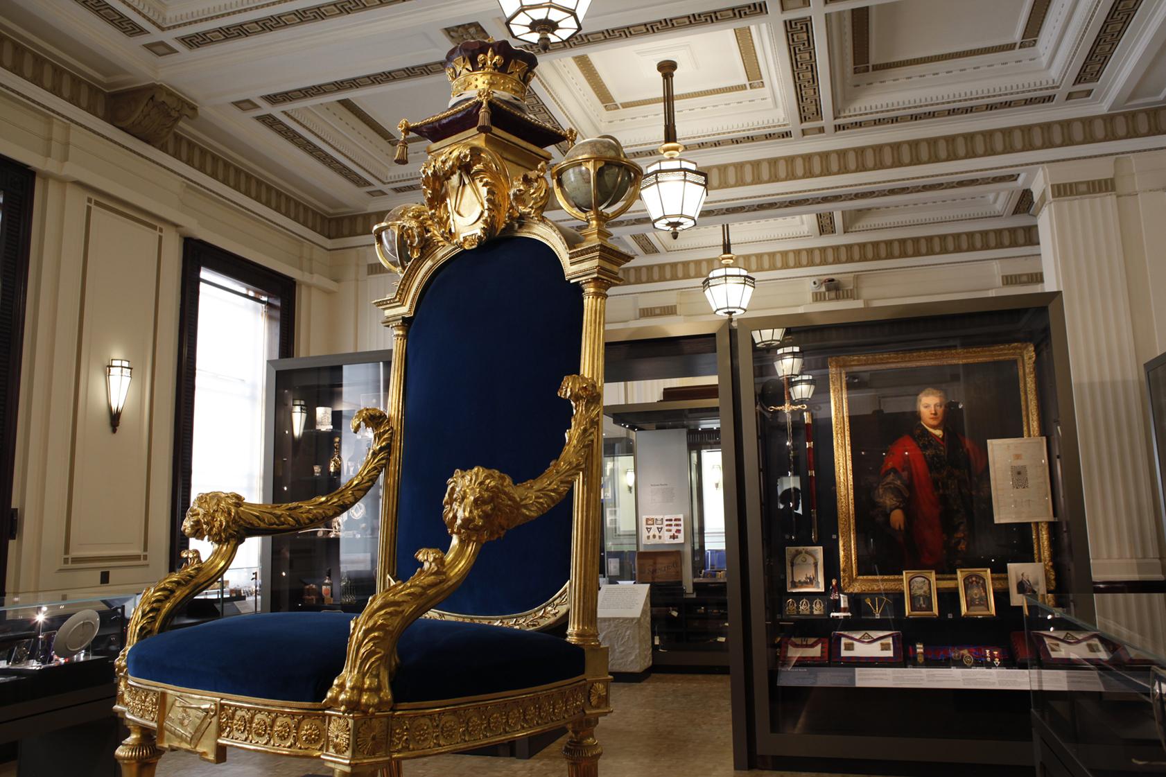 Museum of Freemasonry - Wikipedia